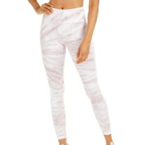 Calvin klein performance stretch tie dye legging